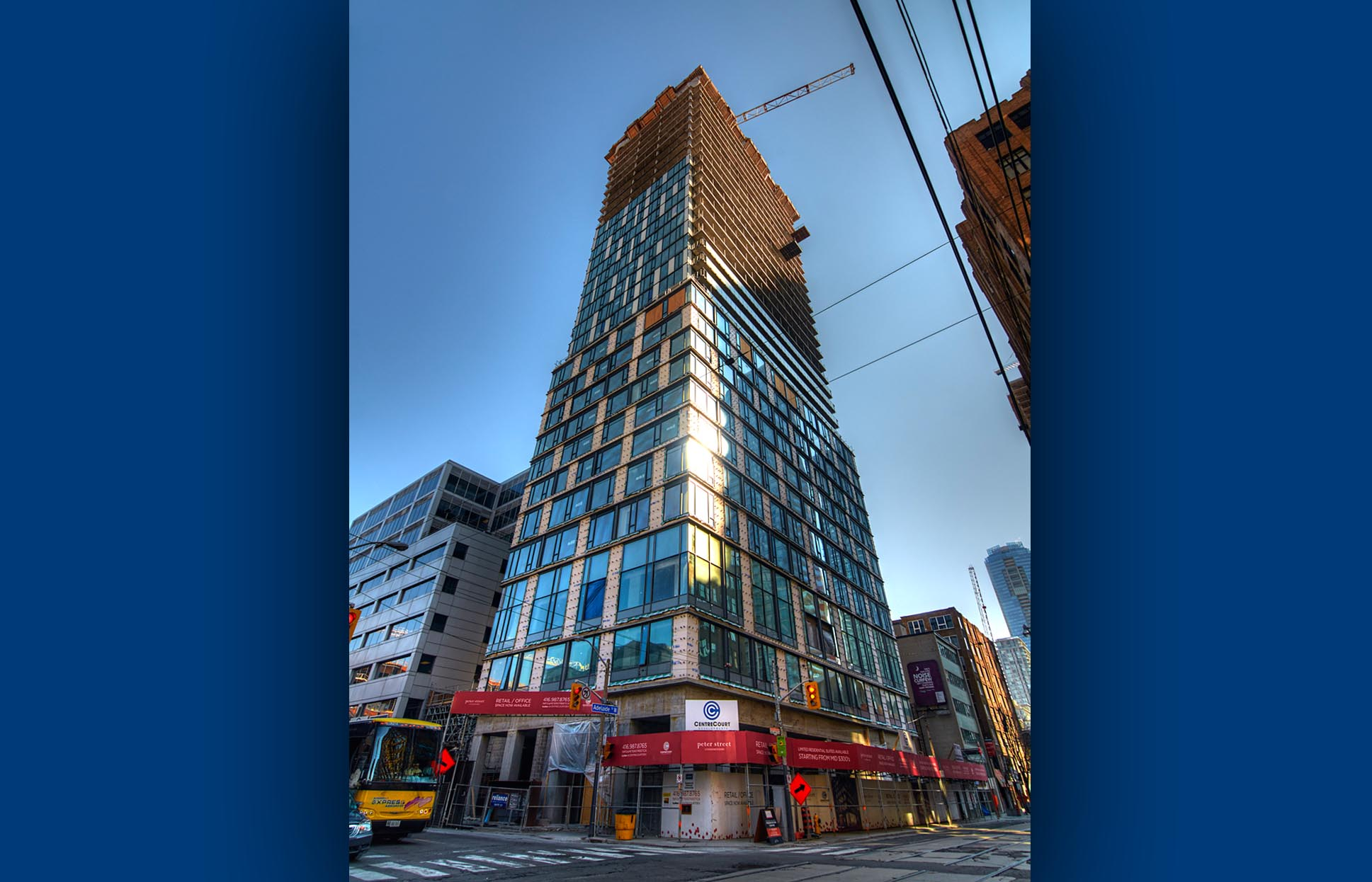 Reliance construction group projects 328 adelaide for Architecture firms adelaide