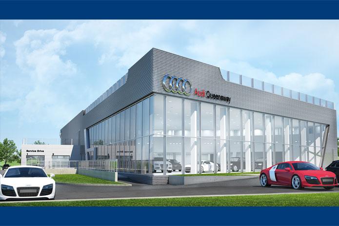 Reliance Construction Group Projects Audi Toronto - Audi toronto
